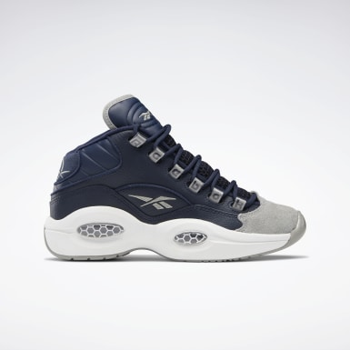 Question Mid Basketball Shoes - Grade School