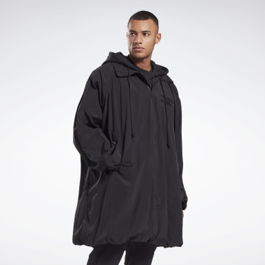 Coupe-vent Juun.J Noir Outdoor