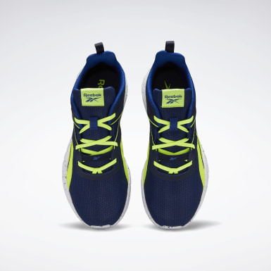 Men Training Blue Mega Flexagon Men's Training Shoes