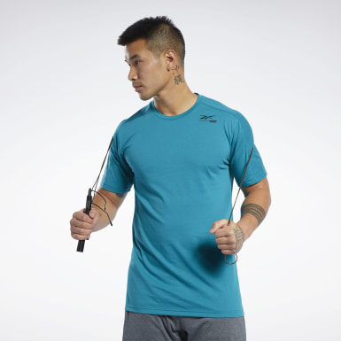 Men Yoga Speedwick Move Tee