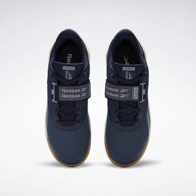 Mænd Cross Training Blue Lifter PR II Shoes