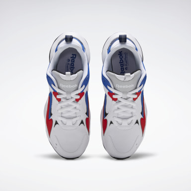Classics Wit Reebok Royal Turbo Impulse Schoenen