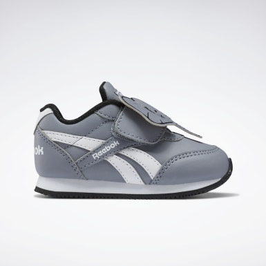 Boys Classics Grey Reebok Royal Classic Jogger 2 Shoes - Toddler