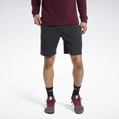Männer Fitness & Training Training Essentials Shorts Schwarz