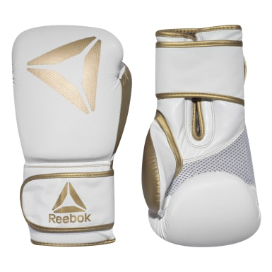 Перчатки Retail Boxing Glove Gold
