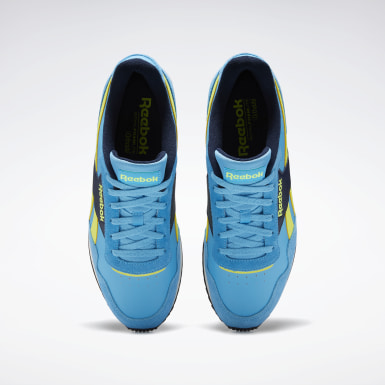 Reebok Royal Glide Ripple Clip Turkusowy
