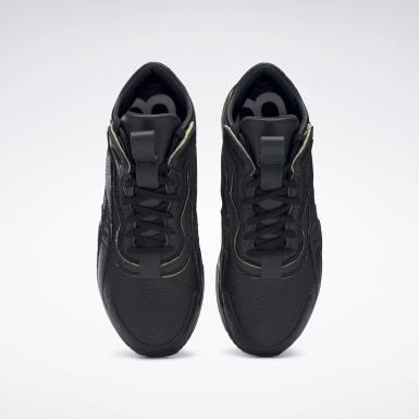 Classics Black VB Bolton Leather Shoes