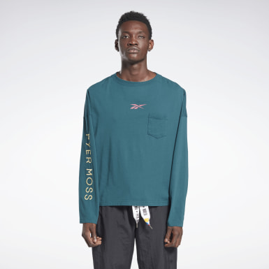 Classics Reebok by Pyer Moss Long Sleeve T-Shirt Grün