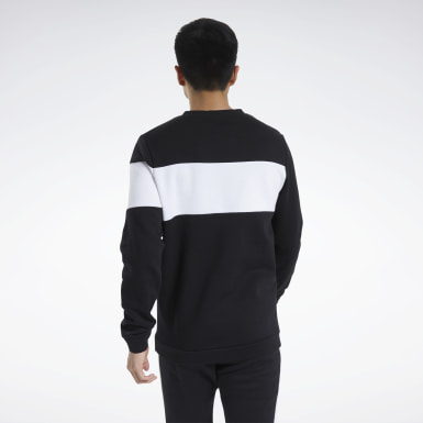 черный Свитшот Training Essentials Fleece Crew