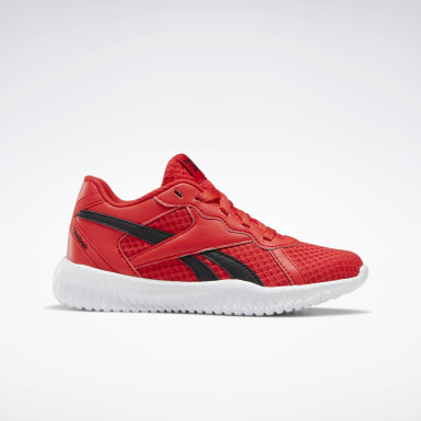 Reebok Flexagon Energy 2.0 Rouge Garçons Fitness & Training
