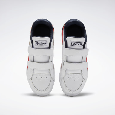 Boys Classics White Reebok Royal Prime Shoes