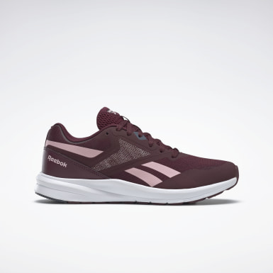Women Running Burgundy Reebok Runner 4.0 Shoes