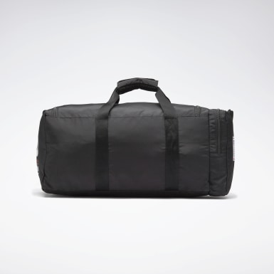 Classics Classics Graphic IA Grip Bag Schwarz