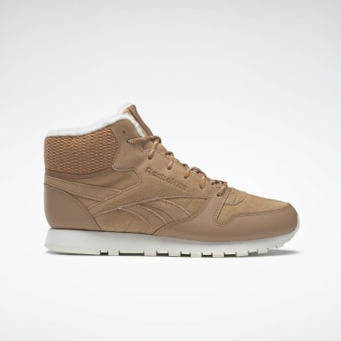 бежевый Кроссовки Reebok Classic Leather Arctic Boots