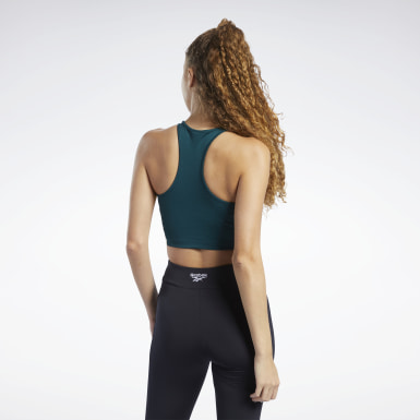 Women Classics Green Classics Low-Impact Cycling Bra