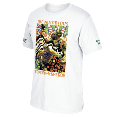 Conor McGregor Notorious Fan Tee