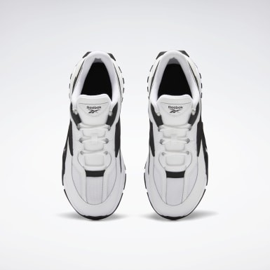 Classics White EVZN Shoes