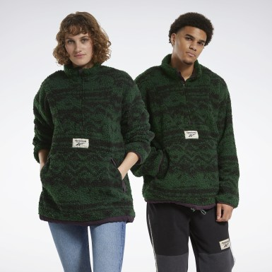 Classics Green Classics Winter Escape Reversible Jacket