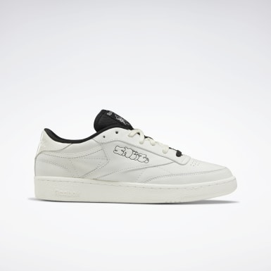 Men Classics White Sneeze Club C Revenge Shoes