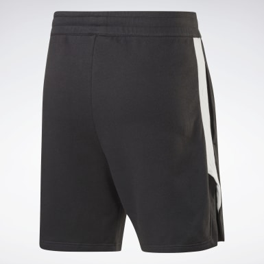 Heren Fitness & Training Zwart Combat Boksshort