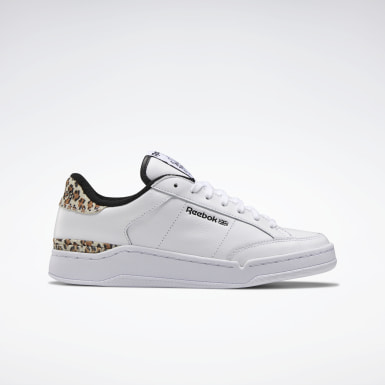 Tenis AD Court Blanco Mujer Classics