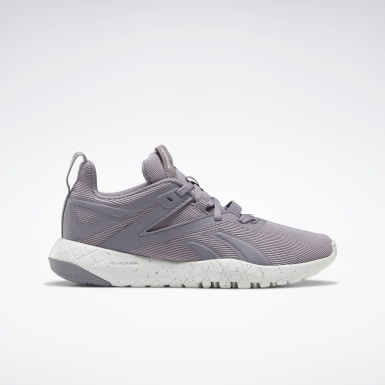 Women Fitness & Training Grey Mega Flexagon Shoes