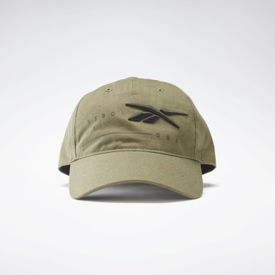Training Green Tech Style Dad Cap