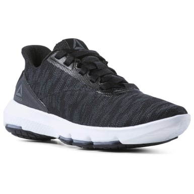 Women Walking Black Cloudride DMX 4 Women's Shoes