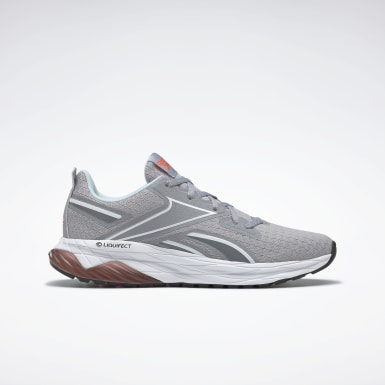 Women Running Grey Liquifect Sport Women's Running Shoes