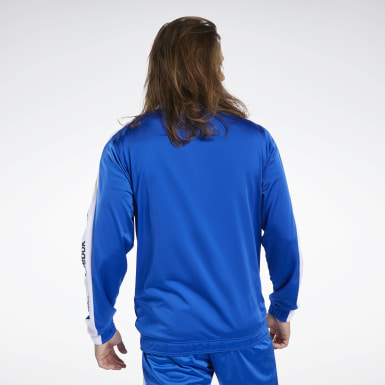 Men Training Training Essentials Linear Logo Track Jacket