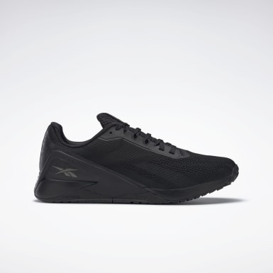 Men Training Black Nano X1 Shoes
