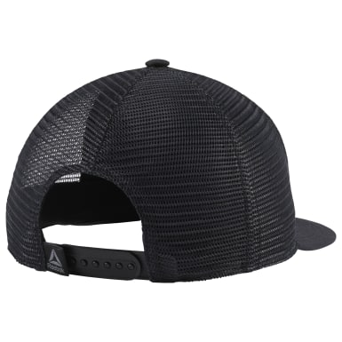 Gorra de visera plana Active Enhanced Negro Fitness & Training
