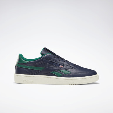 Men Classics Blue Club C Revenge Plus Shoes
