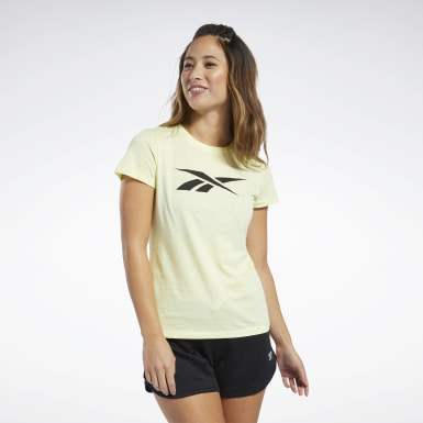 Kvinder Fitness & Training Vector Graphic Tee