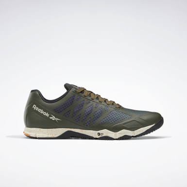 Men Training Green Reebok Speed TR Men's Training Shoes