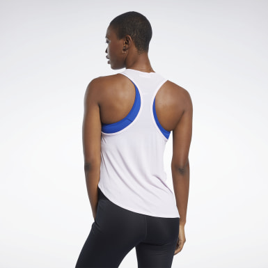 Dam Fitness & Träning Rosa Workout Ready ACTIVCHILL Tank Top