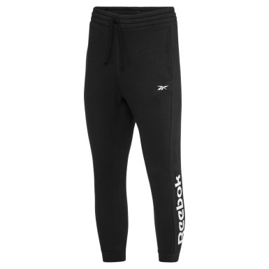 Men Fitness & Training Black Pant Fleece Men