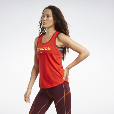 Dames Fitness & Training MYT Reebok Tanktop