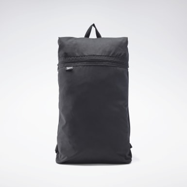 Women Training Black Tech Backpack