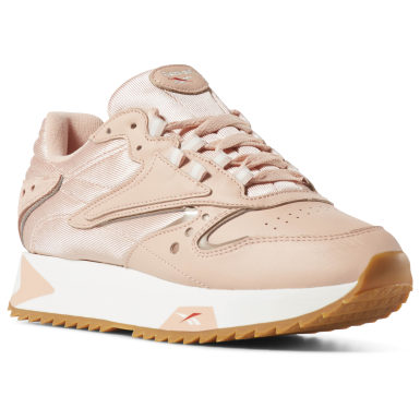 Women Classics Pink Classic Leather ATI '90s