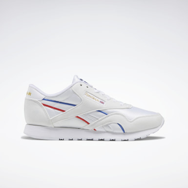 Women Classics White Classic Nylon Shoes