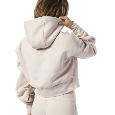 Women Dance Pink Studio Fashion Hoodie
