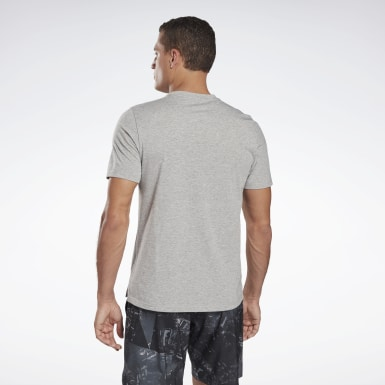 T-shirt Speedwick Move Gris Hommes Fitness & Training