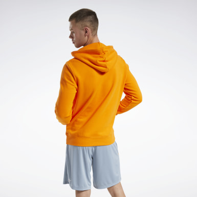 Sweat à capuche Classics Vector Orange Hommes Classics