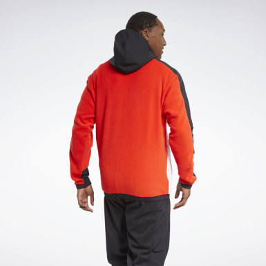 Männer Outdoor Workout Ready Fleece Zip-Up Jacket