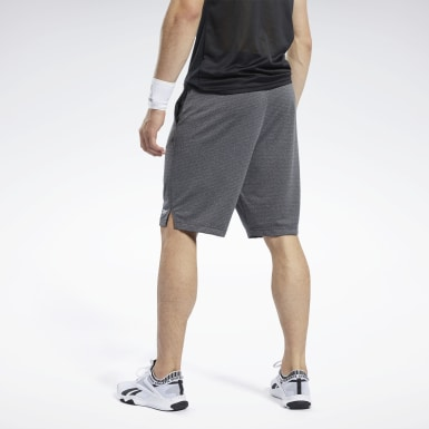 Heren Yoga Zwart Workout Ready Performance Short