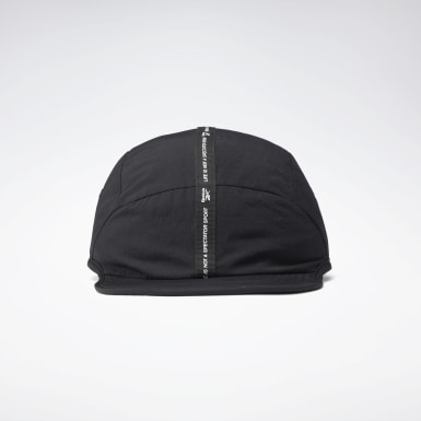 Fitness & Training Black Training Supply Cap