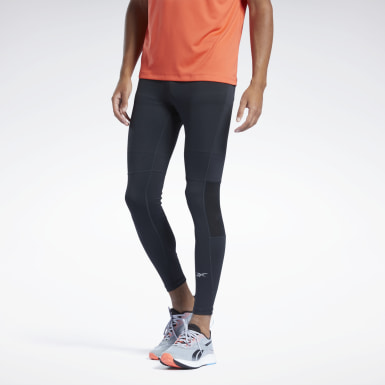 Heren Trail Running Zwart Running Essentials Speedwick Legging
