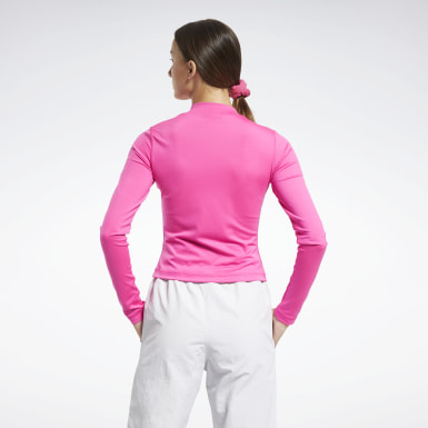 Top MYT Long Sleeve Donna Fitness & Training