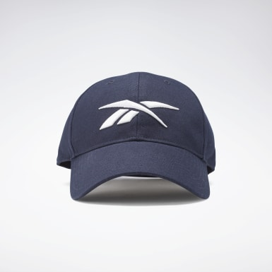 Running Blue Active Enhanced Baseball Cap